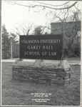 Villanova University School of Law Yearbook - 1982