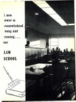 Villanova University Belle Air Yearbook - Law School Excerpt - 1957