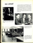 Villanova University Belle Air Yearbook - Law School Excerpt - 1958