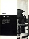 Villanova University Belle Air Yearbook - Law School Excerpt - 1961
