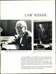 Villanova University Belle Air Yearbook - Law School Excerpt - 1963