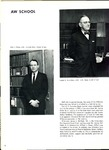 Villanova University Belle Air Yearbook - Law School Excerpt - 1965