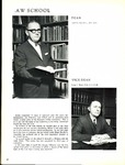 Villanova University Belle Air Yearbook - Law School Excerpt - 1966
