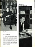 Villanova University Belle Air Yearbook - Law School Excerpt - 1967