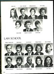 Villanova University Belle Air Yearbook - Law School Excerpt - 1975