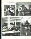 Villanova University Belle Air Yearbook - Law School Excerpt - 1977