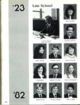 Villanova University Belle Air Yearbook - Law School Excerpt - 1982