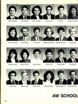 Villanova University Belle Air Yearbook - Law School Excerpt - 1985
