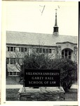 Villanova University Belle Air Yearbook - Law School Excerpt - 1986