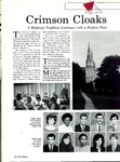 Villanova University Belle Air Yearbook - Law School Excerpt - 1989